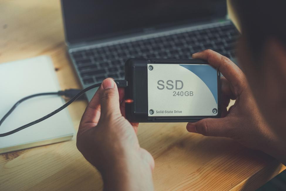 ¿Cómo recuperar los datos de un disco duro (SSD)?