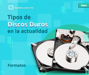 Conexiones discos duros